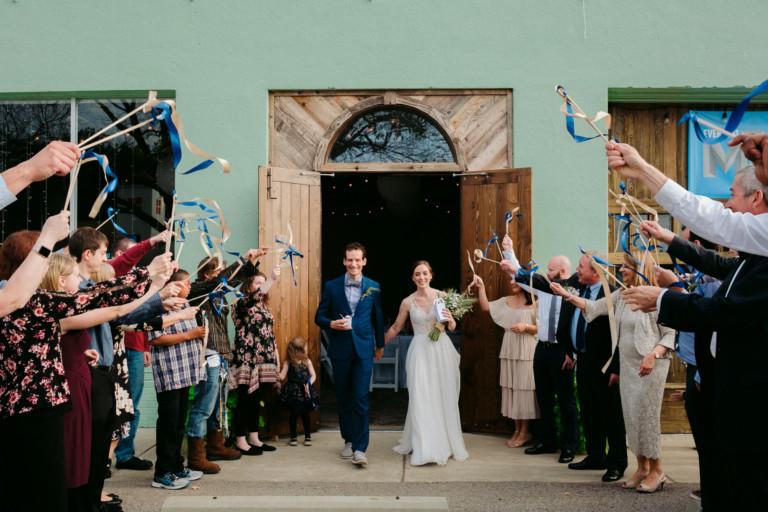 A German-American Wedding in Oklahoma